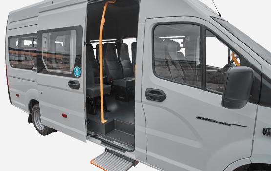 Боковая дверь в салон ГАЗель Next Автобус