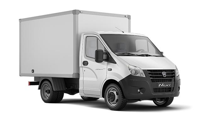 Изотермический фургон Газель Next Борт