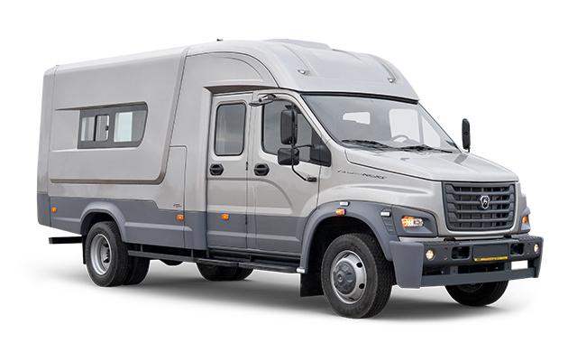 Автомобиль специального назначения с однообъемным монокузовом ГАЗель NEXT