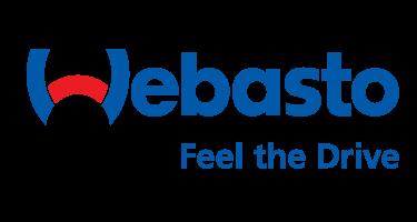 Логотип Webasto Feel the Drive