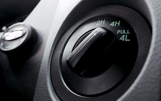 Управление включением полного привода и понижающей передачи в автомобилях ГАЗель Садко NEXT
