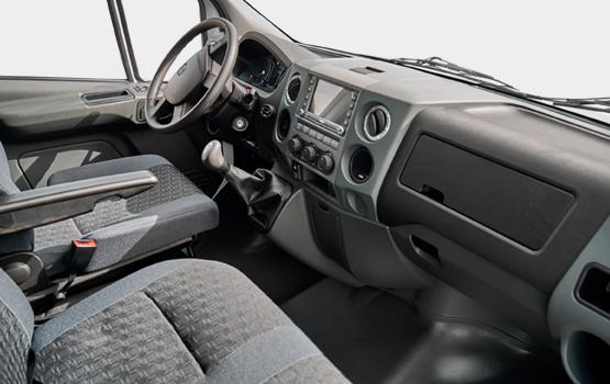 Дистанционный привод КПП в автомобилях ГАЗон NEXT