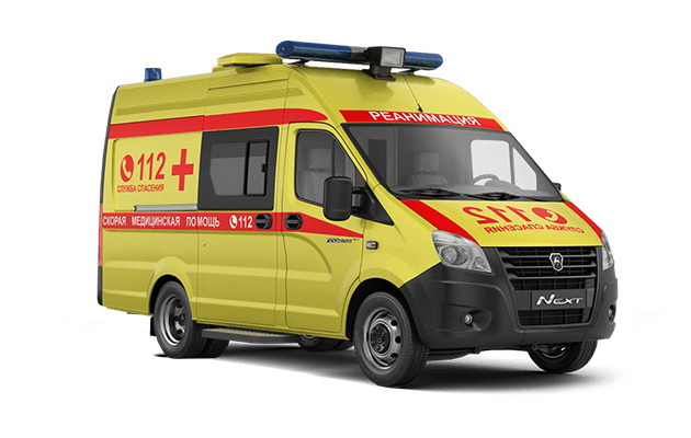 Автомобиль скорой медицинской помощи класса С