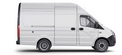 Габаритные размеры ГАЗель Next ЦМФ 3,5 тонн, стандартная база 3 места