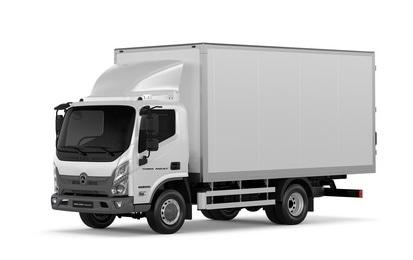 Valdai NEXT Изотермический фургон