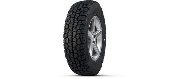 Внедорожные шины 225/75R16 в автомобилях на базе 4WD
