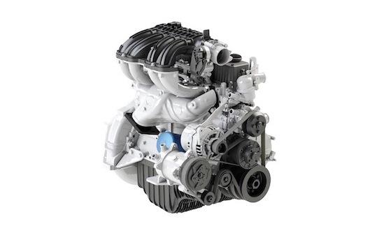 Бензиновый двигатель Evotech