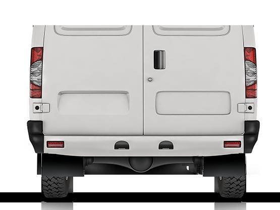 Дорожный просвет в автомобилях на базе 4WD
