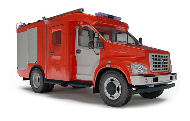 Пожарный автомобиль ГАЗон Next
