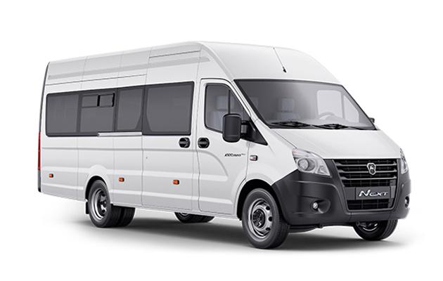 Автобус ГАЗель NEXT ЦМФ, белый