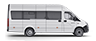 Габаритные размеры ГАЗель Next Автобус ЦМФ, до 22 мест. Вид справа