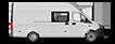 Габаритные размеры ГАЗель Next ЦМФ 4,6 тонн, удлиненная база 7 мест
