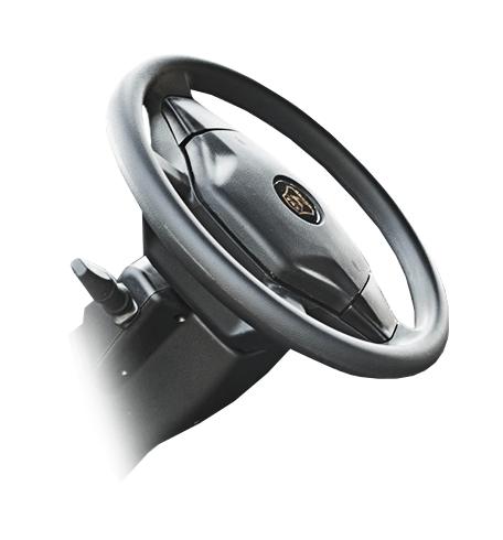 Рулевое управление с ГУР ZF в автомобилях на базе 4WD