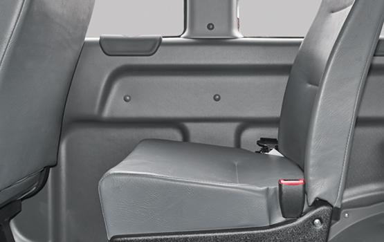 Пассажирские сидения в ГАЗель Next Автобус