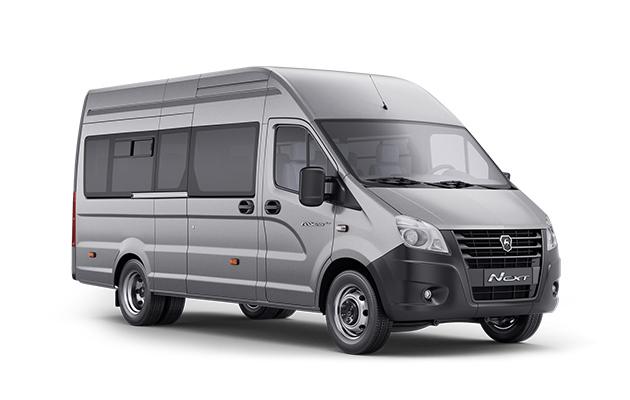 ГАЗель NEXT Автобус ЦМФ туристический, 16+0+1 мест, титан