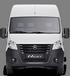 Габаритные размеры ГАЗель Next ЦМФ стандартная, 3,5 тонн, кабина