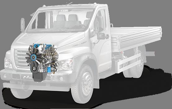 Газовые двигатели ЯМЗ-530 CNG