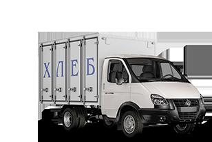 Хлебный фургон ГАЗель Бизнес