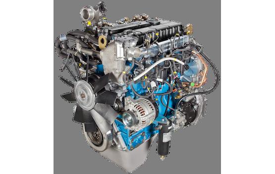 Двигатель на природном газе в автомобилях ГАЗон NEXT