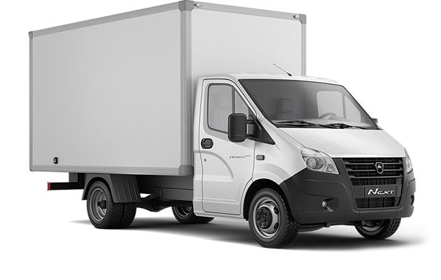 Промтоварный фургон Газель Next Борт