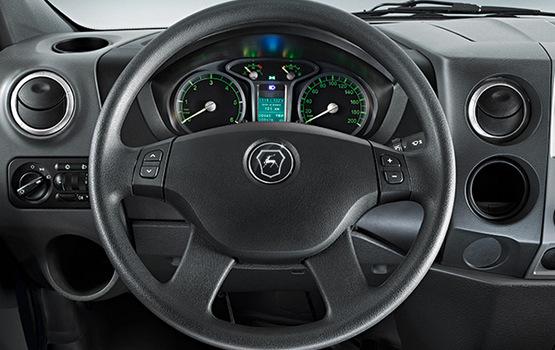 Рулевое управление в автомобилях ГАЗель NEXT