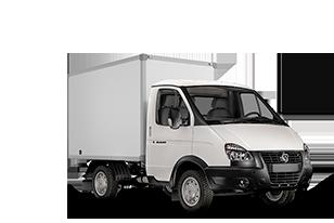 Изотермический фургон Соболь Бизнес