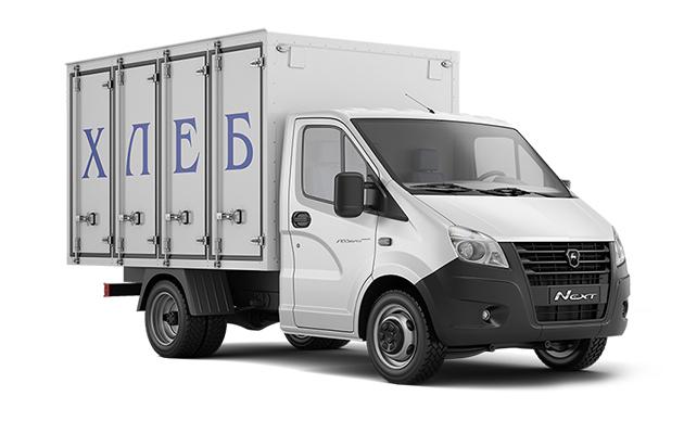 Хлебный фургон ГАЗель Next Борт