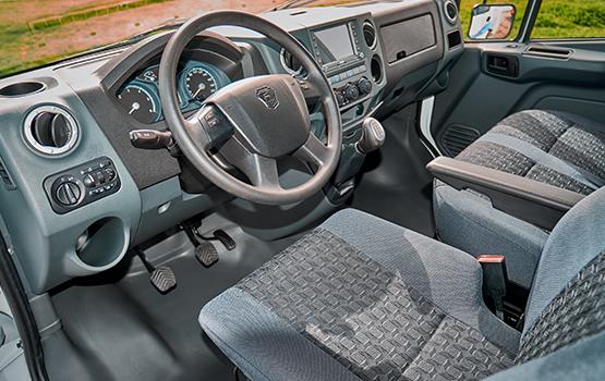 Рулевое управление в автомобилях ГАЗон NEXT