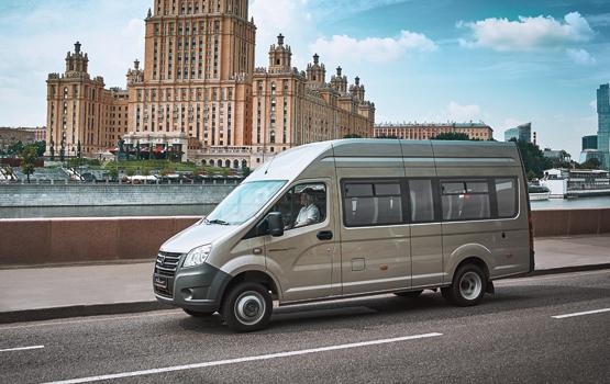ГАЗель Next Автобус, сильвер лайт. Гарантия на амортизаторы MANDO – 2 года или 100 тыс. км