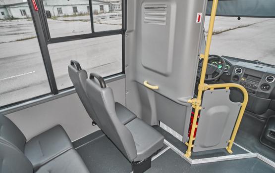 Отделка салона ГАЗель Next Автобус Citiline