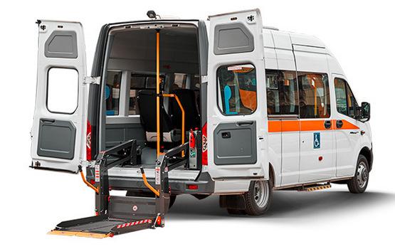 Свыше 150 модификаций специальной техники на базе ГАЗель Next Автобус