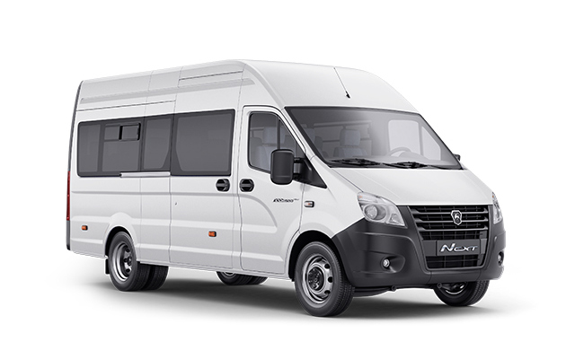 ГАЗель NEXT Автобус ЦМФ городской, 14+3+1 мест, белый