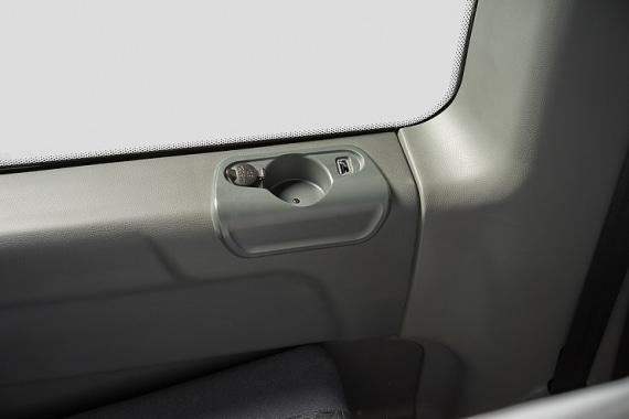 Подстаканник, USB-порт на боковой двери в автомобилях ГАЗель Next борт