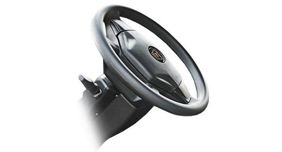 Травмобезопасная система оснащается ГУР в базовой комплектации атомобилей на базе 4WD