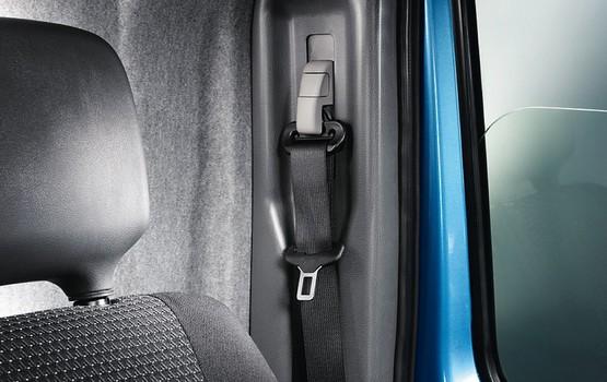 Автомобиль Next комплектуется системой ABS Bosch нового поколения. Планируется оснащение системой ESP.