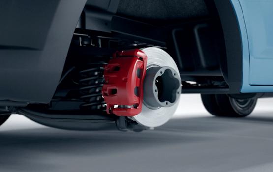 Современная тормозная система ГАЗель NEXT Борт