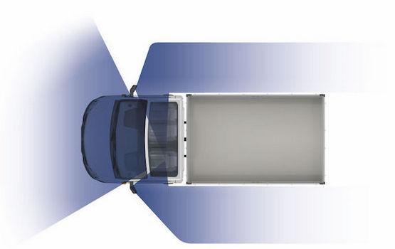 Высокий уровень пассивной безопасности ГАЗель NEXT Борт
