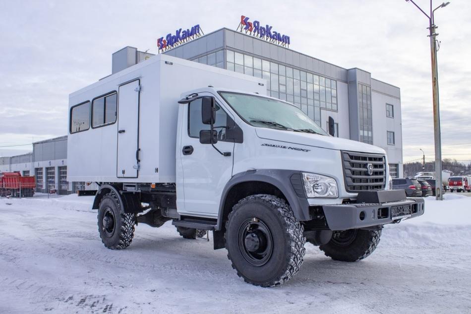 Вахтовый автобус ГАЗ-C41A23 Садко NEXT