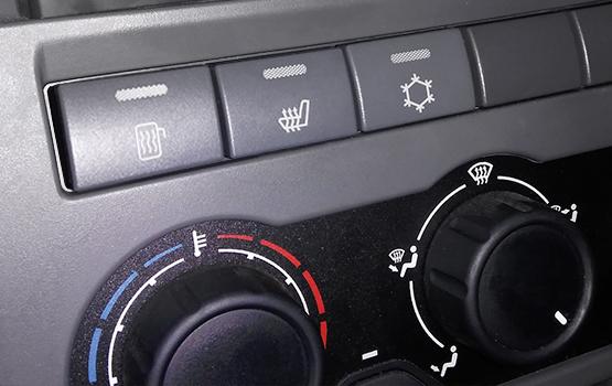 Кондиционер в автомобилях ГАЗель NEXT Борт
