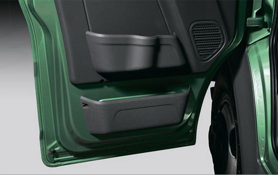 Ниши, полки, вещевые ящики в автомобилях ГАЗон NEXT