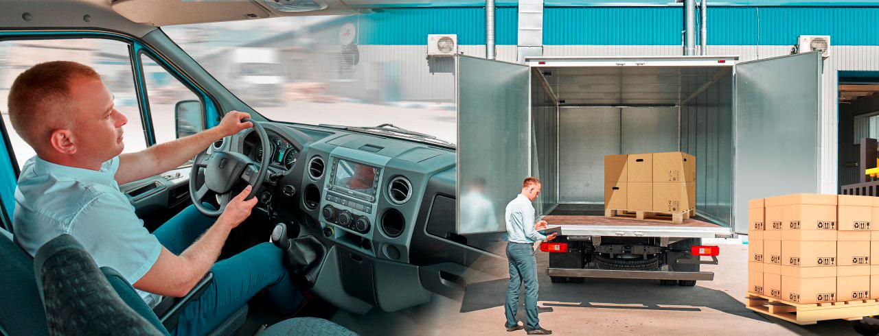 Удобная кабина и повышенная вместительность Газона NEXT