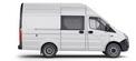 Габаритные размеры ГАЗель Next ЦМФ 3,5 тонн, стандартная база 7 мест