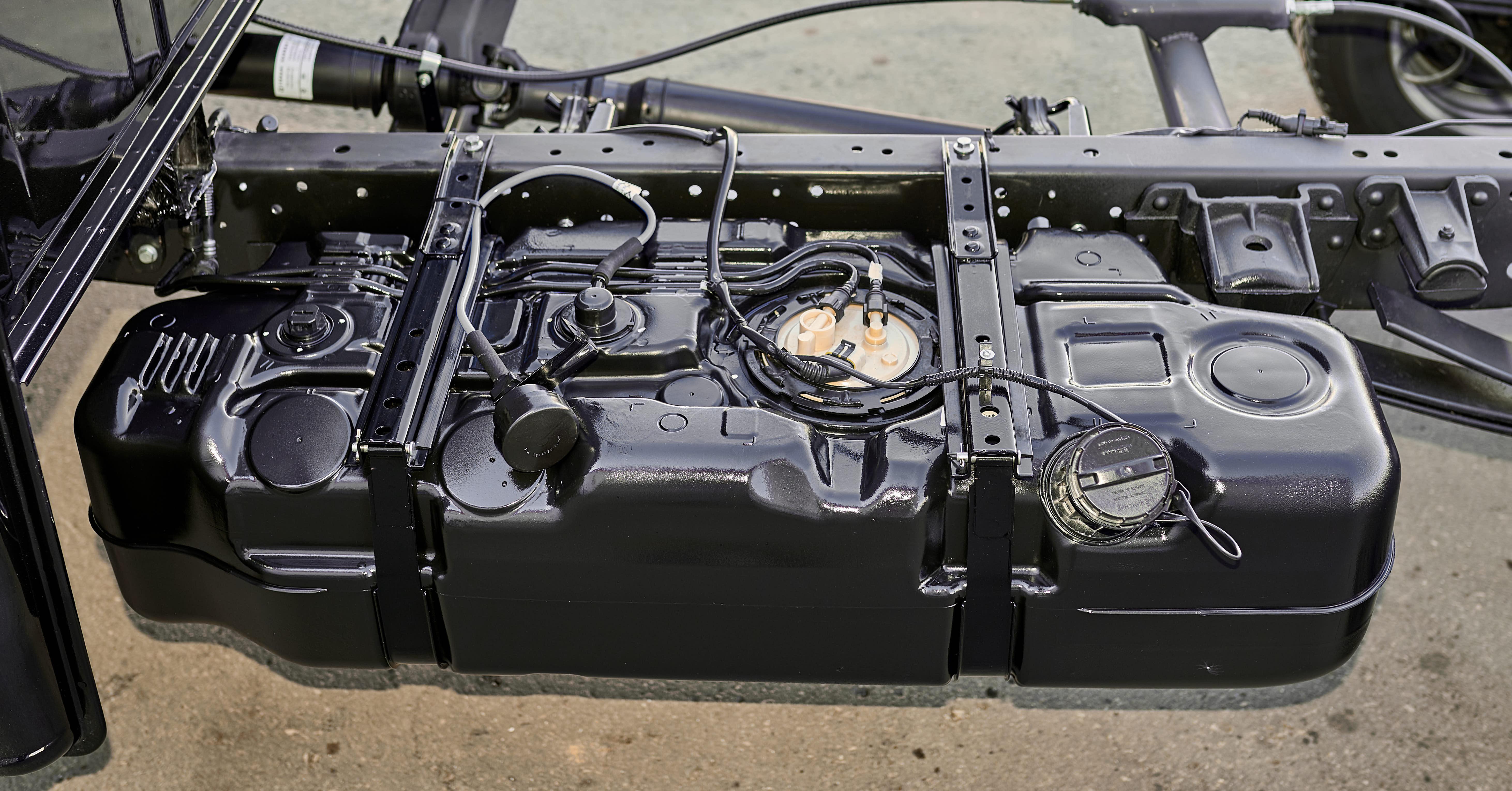 Топливный бак ГАЗель Next Борт 4,6 тонн