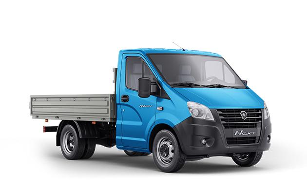 ГАЗель Next Борт 3,5 тонн, синяя