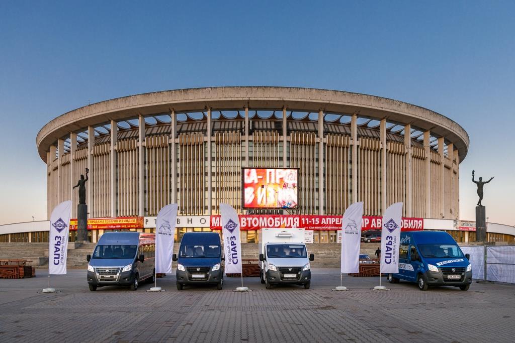 """ГАЗель NEXT на выставке """"Мир автомобиля"""", рис. 3"""