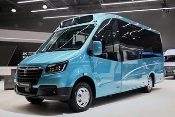 Новый микроавтобус ГАЗель NEXT