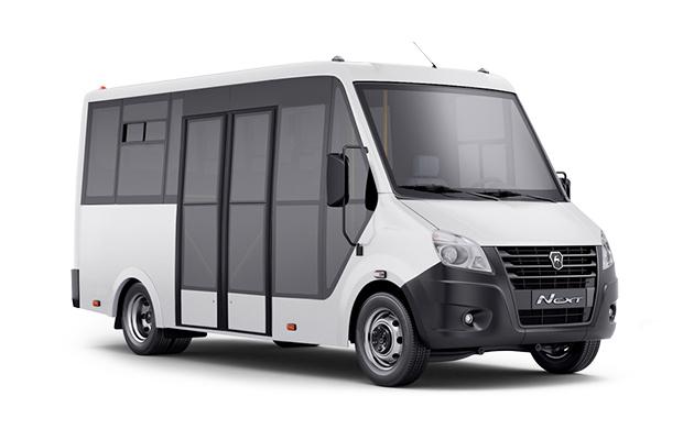 ГАЗель NEXT Автобус Citiline Каркасный с возможностью перевозки малоподвижных пассажиров, 16+4+1 мест, белый