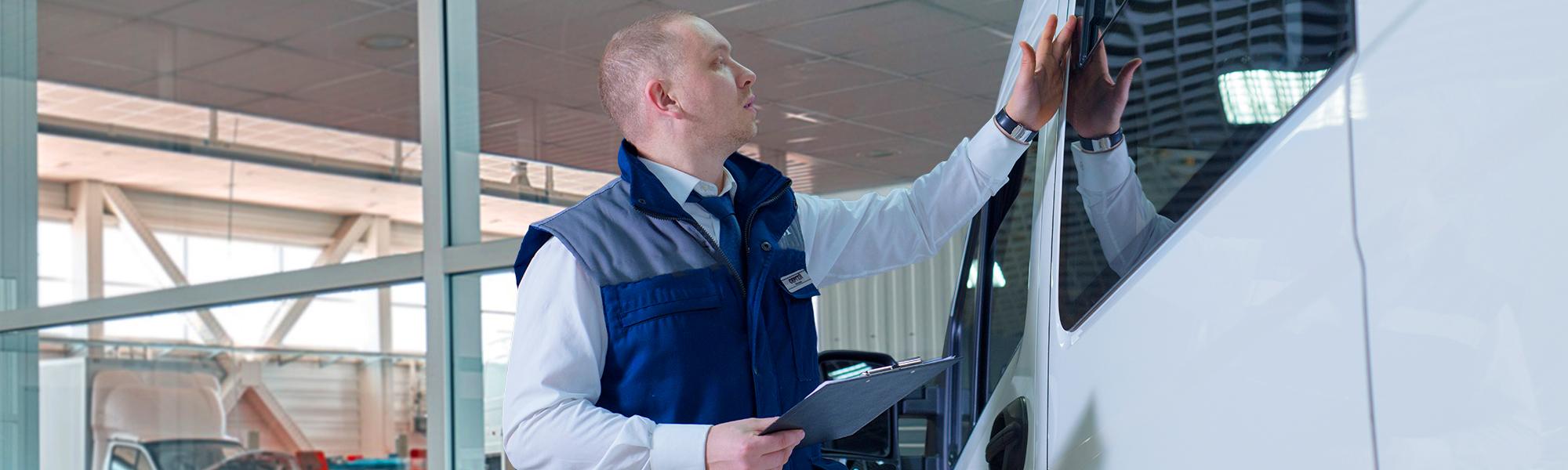 В нашем сервисном центре только оригинальные запасные части, квалифицированный персонал и контрольная проверка качества выполненных работ