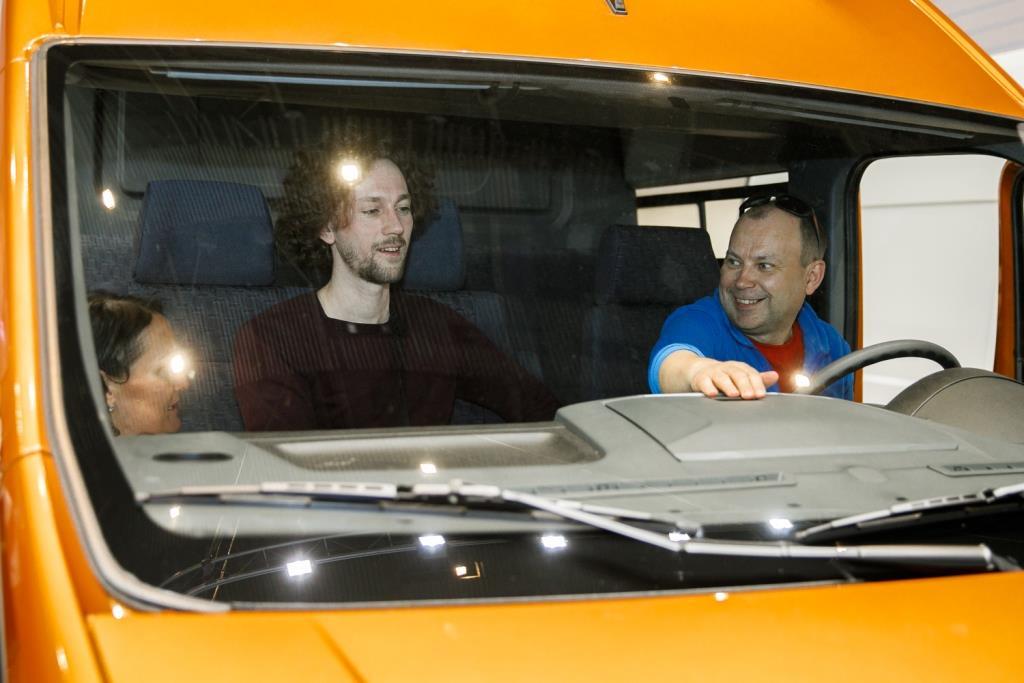 """ГАЗель NEXT на выставке """"Мир автомобиля"""", рис. 1"""