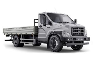 ГАЗон NEXT 8,7 тонн Универсальный, сильвер лайт